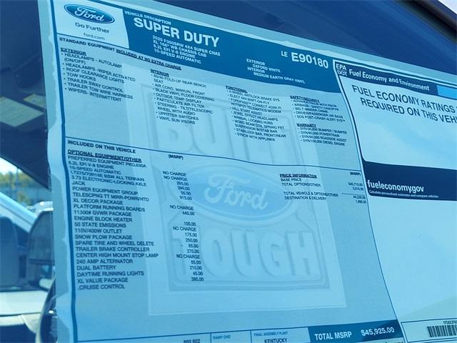 2020 Ford F-350 Super Cab 4x4, Knapheide Steel Service Body #LEE90180 - photo 12