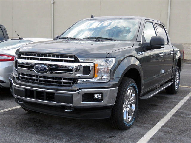 2020 Ford F-150 SuperCrew Cab 4x4, Pickup #LFA75640 - photo 1