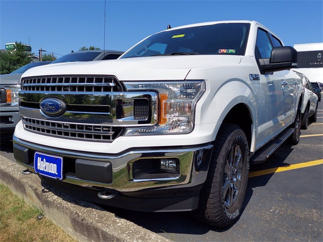 2020 Ford F-150 SuperCrew Cab 4x4, Pickup #LFC15616 - photo 1