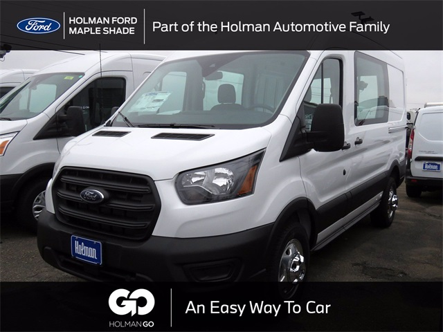 2020 Ford Transit 250 Med Roof AWD, Empty Cargo Van #LKA08628 - photo 1