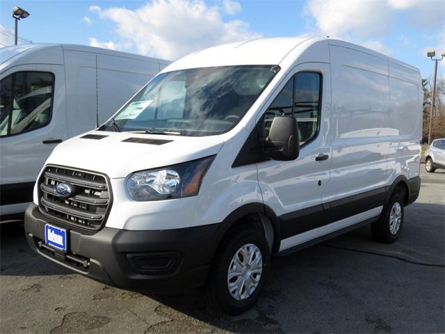 2020 Ford Transit 250 Med Roof RWD, Empty Cargo Van #LKA12542 - photo 1
