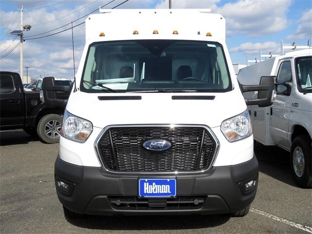 2020 Ford Transit 350 RWD, Reading Aluminum CSV Service Utility Van #LKA14152 - photo 3