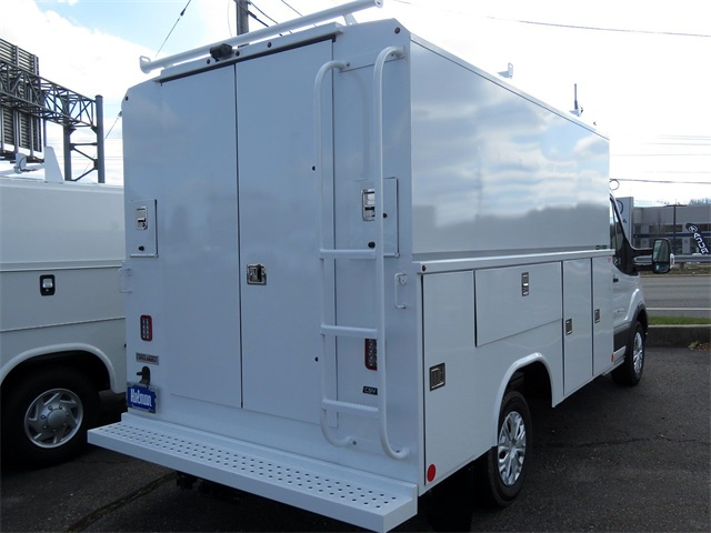 2020 Ford Transit 350 RWD, Reading Aluminum CSV Service Utility Van #LKA14152 - photo 7