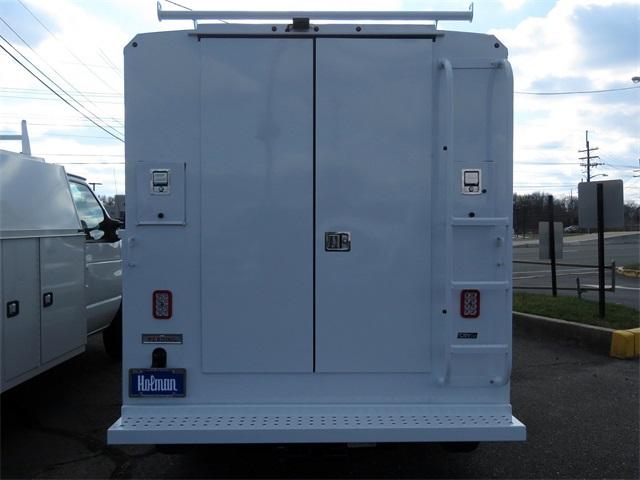 2020 Ford Transit 350 RWD, Reading Aluminum CSV Service Utility Van #LKA14152 - photo 8