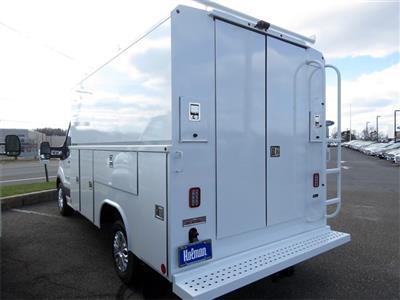 2020 Ford Transit 350 RWD, Reading Aluminum CSV Service Utility Van #LKA14152 - photo 2