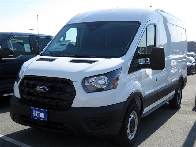 2020 Ford Transit 250 Med Roof RWD, Empty Cargo Van #LKA38703 - photo 1
