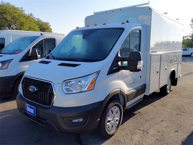 2020 Ford Transit 350 RWD, Reading Service Utility Van #LKB01541 - photo 1