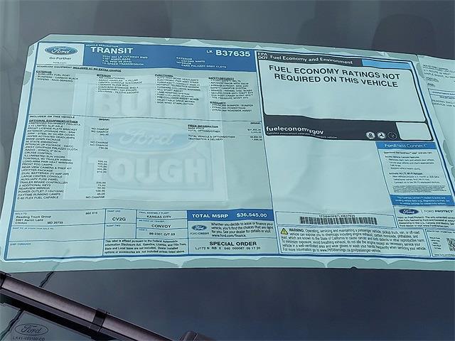 2020 Ford Transit 350 4x2, Reading Aluminum CSV Service Utility Van #LKB37635 - photo 11