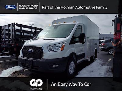 2020 Ford Transit 350 4x2, Reading Aluminum CSV Service Utility Van #LKB37635 - photo 1