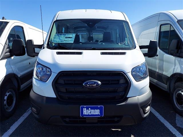 2020 Ford Transit 350 Med Roof 4x2, Crew Van #LKB45088 - photo 1