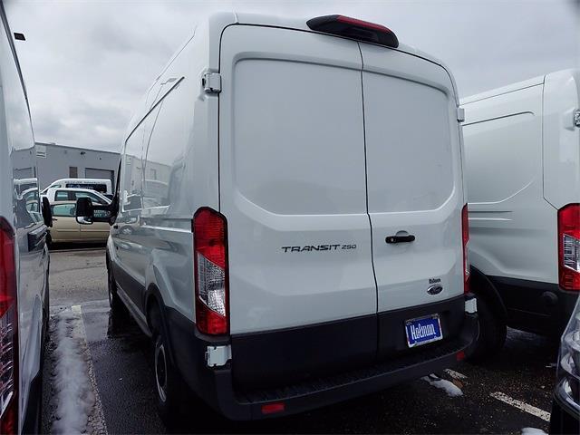 2020 Ford Transit 250 Med Roof 4x2, Empty Cargo Van #LKB70282 - photo 2