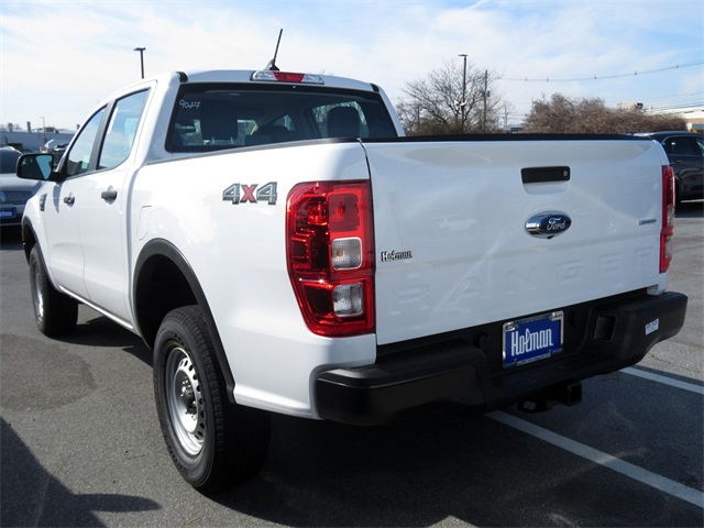 2020 Ranger SuperCrew Cab 4x4, Pickup #LLA19020 - photo 1