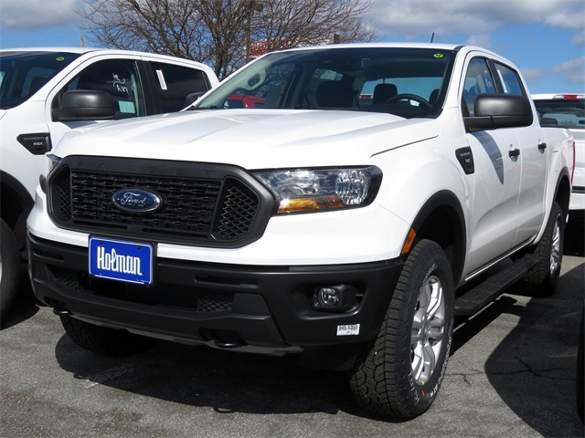 2020 Ford Ranger SuperCrew Cab 4x4, Pickup #LLA19021 - photo 1