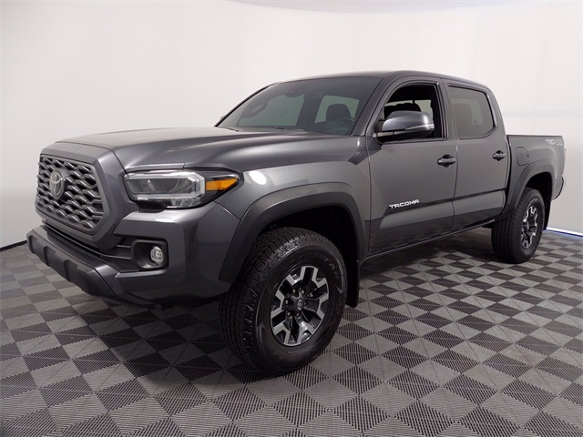2020 Toyota Tacoma Double Cab 4x4, Pickup #LM306548 - photo 1