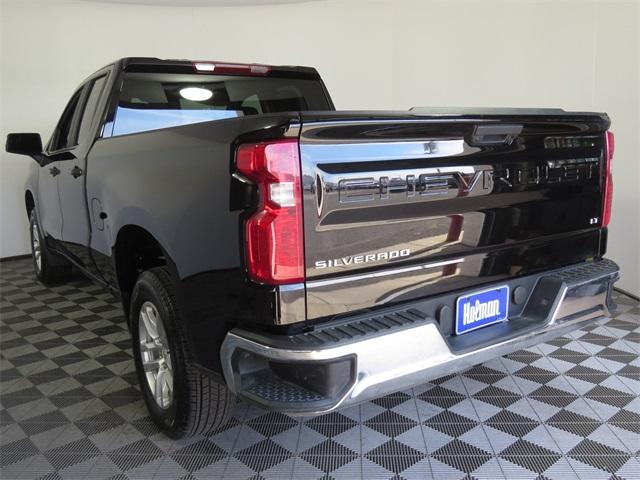 2020 Silverado 1500 Double Cab 4x4, Pickup #LZ125371 - photo 1