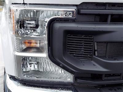 2021 Ford F-350 Super Cab 4x4, Reading Panel Service Body #MEC13904 - photo 9