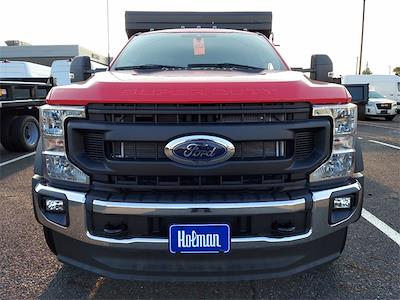 2021 F-550 Crew Cab DRW 4x4,  Rugby Landscape Dump #MED81898 - photo 2