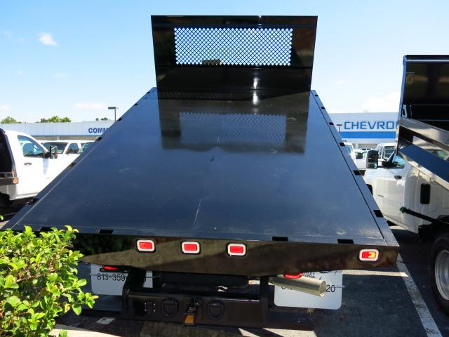2015 Silverado 3500 Regular Cab 4x4, Knapheide Platform Body #621404 - photo 4