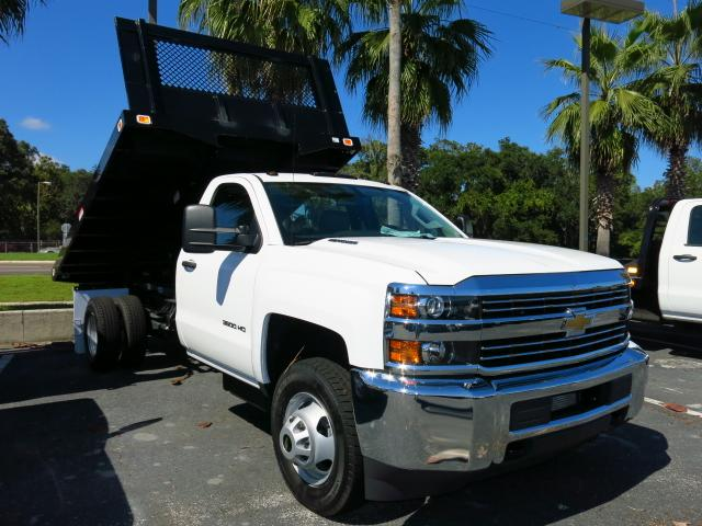 2015 Silverado 3500 Regular Cab 4x4, Knapheide Platform Body #621404 - photo 7