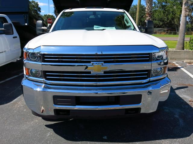 2015 Silverado 3500 Regular Cab 4x4, Knapheide Platform Body #621404 - photo 8
