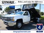 2015 Silverado 3500 Regular Cab 4x4, Knapheide Platform Body #621404 - photo 1