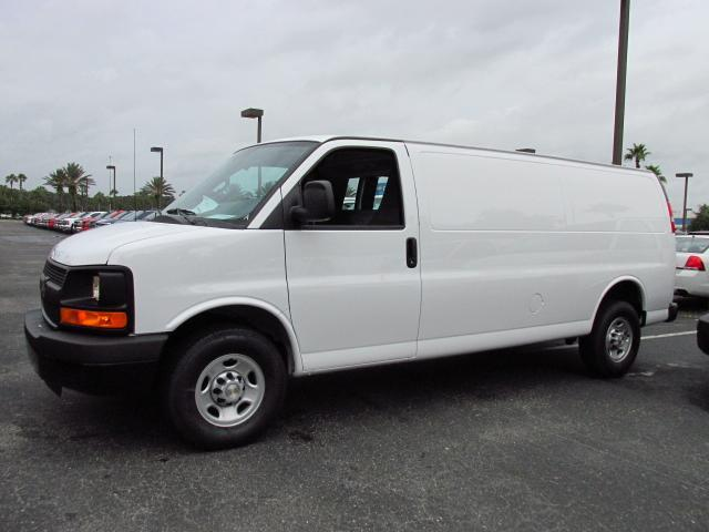 2016 Express 2500,  Sortimo Upfitted Cargo Van #G1314175 - photo 4