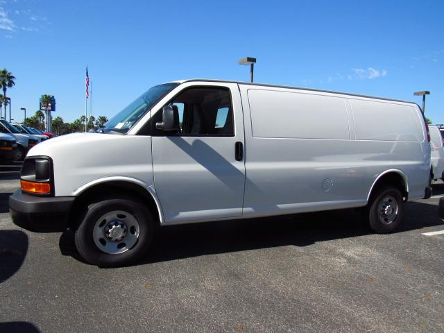 2016 Express 2500,  Sortimo Upfitted Cargo Van #G1315372 - photo 4