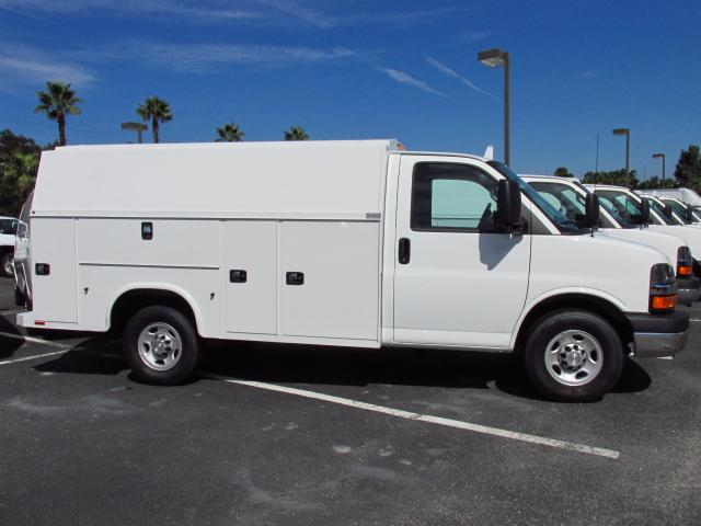 2016 Express 3500, Knapheide Service Utility Van #G1326723 - photo 3