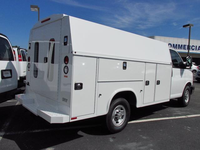 2016 Express 3500, Knapheide Service Utility Van #G1329786 - photo 2