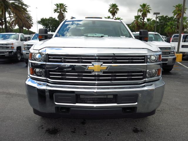 2016 Silverado 3500 Crew Cab 4x4, Reading Service Body #GF181190 - photo 3