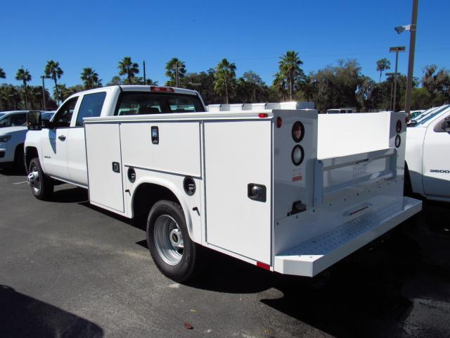 2016 Silverado 3500 Crew Cab, Knapheide Service Body #GF181937 - photo 2