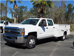 2016 Silverado 3500 Crew Cab, Knapheide Service Body #GF181937 - photo 1