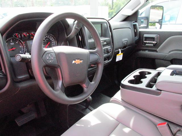 2016 Silverado 3500 Regular Cab 4x4 Cab Chassis #GF251912 - photo 8