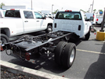 2016 Silverado 3500 Regular Cab 4x4 Cab Chassis #GF251912 - photo 1