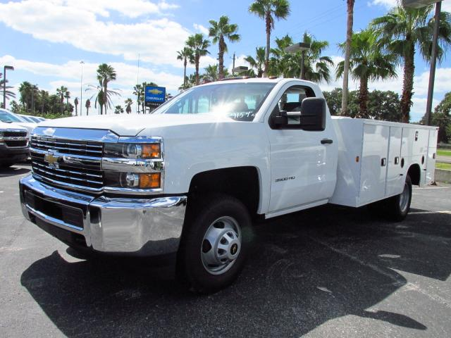 2016 Silverado 3500 Regular Cab, Knapheide Service Body #GF259154 - photo 12