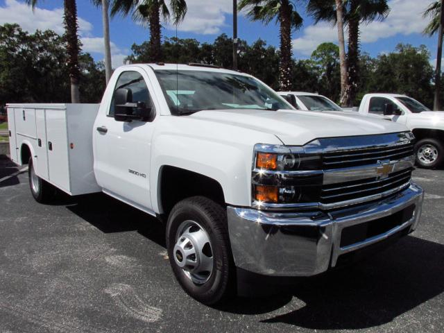 2016 Silverado 3500 Regular Cab, Knapheide Service Body #GF259154 - photo 4