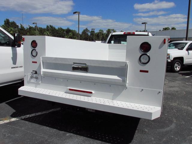2016 Silverado 3500 Regular Cab, Knapheide Service Body #GF259154 - photo 2