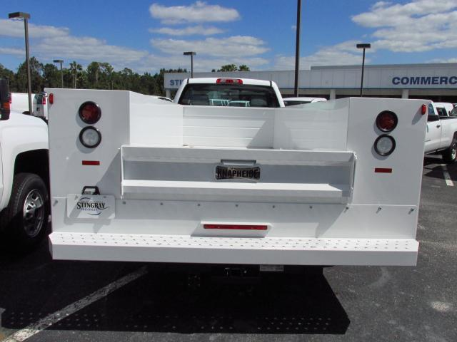 2016 Silverado 3500 Regular Cab, Knapheide Service Body #GF259154 - photo 5