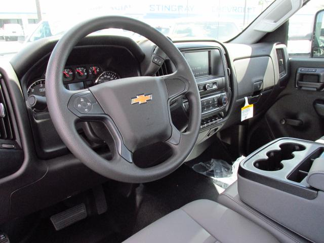 2016 Silverado 3500 Regular Cab, Knapheide Service Body #GF259154 - photo 9