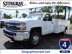 2016 Silverado 3500 Regular Cab, Knapheide Service Body #GF259154 - photo 1