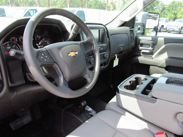 2016 Silverado 3500 Regular Cab 4x4, Cab Chassis #GF265925 - photo 8