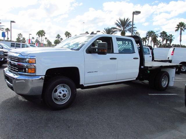 2016 Silverado 3500 Crew Cab, Knapheide Platform Body #GF280855 - photo 3