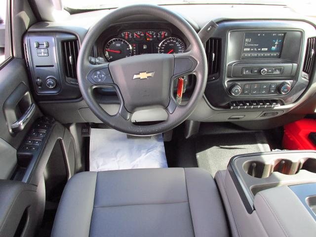 2016 Silverado 3500 Crew Cab, Knapheide Platform Body #GF280855 - photo 8