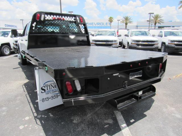 2016 Silverado 3500 Crew Cab, Knapheide Platform Body #GF285171 - photo 2