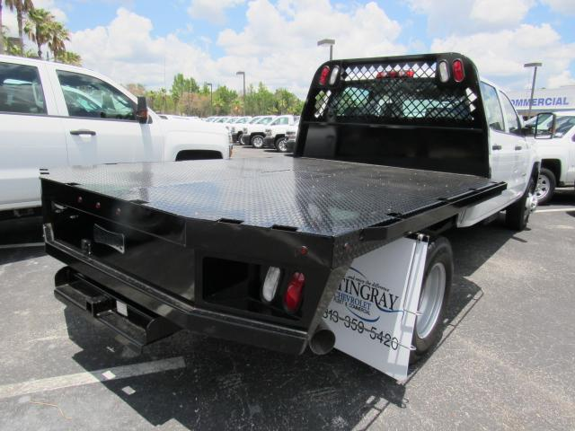 2016 Silverado 3500 Crew Cab, Knapheide Platform Body #GF285171 - photo 4