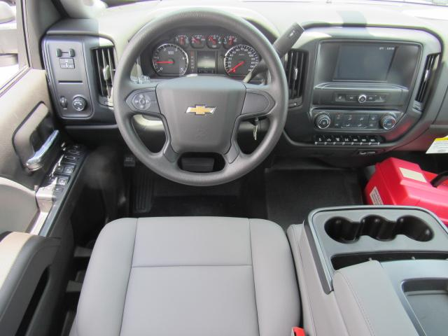 2016 Silverado 3500 Crew Cab, Knapheide Platform Body #GF285171 - photo 8