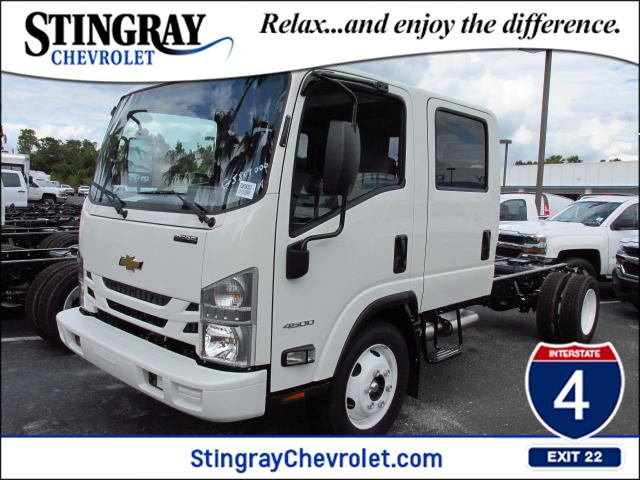 2016 Low Cab Forward Crew Cab, Cab Chassis #GS808995 - photo 1
