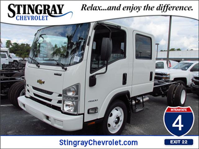 2016 Low Cab Forward Crew Cab Cab Chassis #GS808995 - photo 1