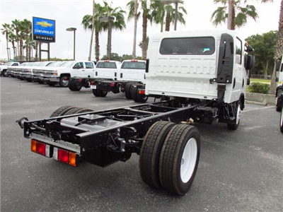 2016 Low Cab Forward Crew Cab Cab Chassis #GS808995 - photo 4
