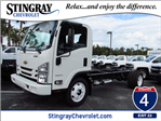 2016 Low Cab Forward Regular Cab, Cab Chassis #GS809364 - photo 1